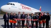 "El nombre de Gran Canaria recorrerá 11 países ""a bordo"" de Iberia Express"