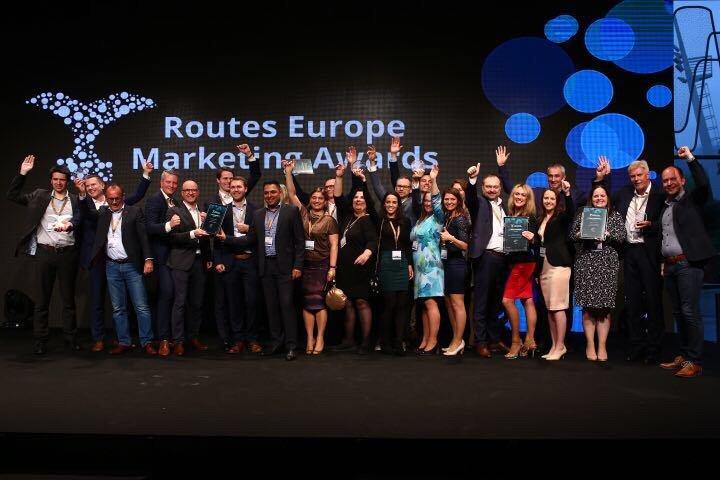 Resultado de imagen de Canarias nominada por segunda vez por su gestión en la captación de rutas aéreas en el World Routes 2018