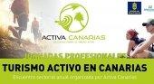I Jornadas Profesionales de Turismo Activo Canarias