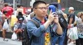 600 millones de turistas chinos viajarán al extranjero hasta 2021