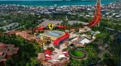 PortAventura World presenta Ferrari Land en la feria Euro Attraction Show