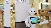 Pepper, el empleado especial de Eva Air