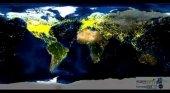 ¿Te imaginas la cantidad de vuelos que se realizan cada día en el mundo?