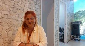 Carmen Sánchez,  gerente de la Fundación de Promoción Turística de Ibiza