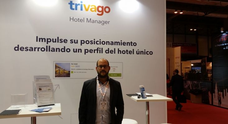 Diego Alonso, Industry Manager en trivago España