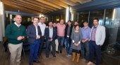 Reunión de preparación de Taste Fuerteventura, con El presidente del Cabildo de Fuerteventura, Marcial Morales, y el consejero insular de Turismo, Blas Acosta