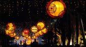 Celebración del Año Nuevo Lunar en China