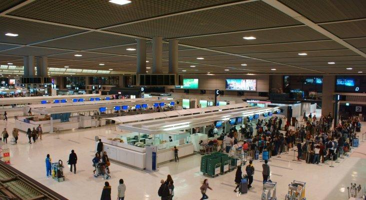 Terminal 2 del aeropuerto de Narita