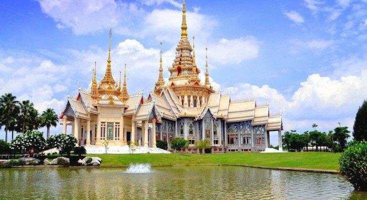 Templo en Tailandia