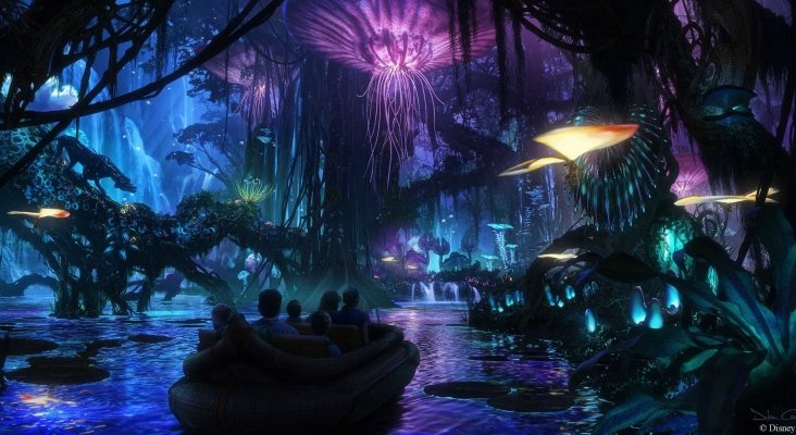 Tendrá el nombre de 'Pandora: The World of Avatar'