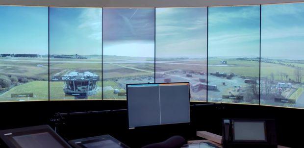 Control virtual en Dublin