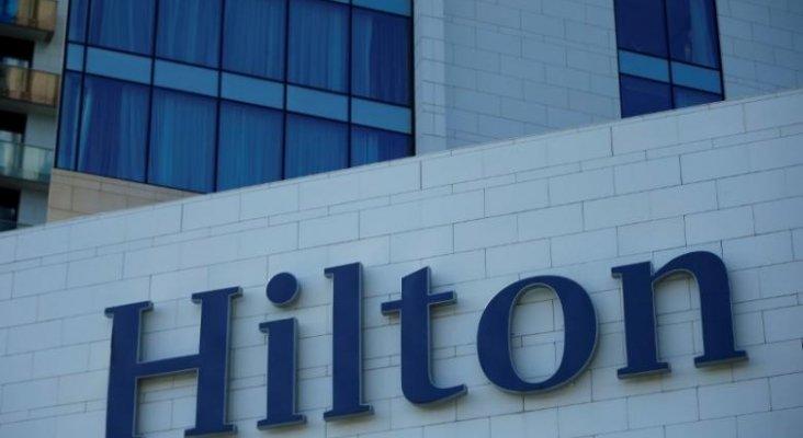 Los beneficios de Hilton caen un 75%