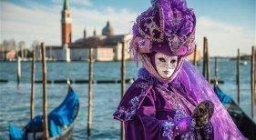 Las famosas máscaras del carnaval de Venecia
