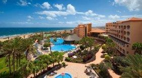 Uno de los hoteles de la cadena Hoteles Elba