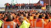 Los estibadores convocan huelgas durante el mes de marzo