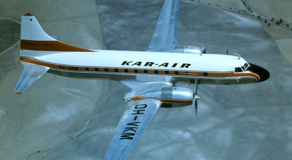 Kar Air Convair Metropolitan