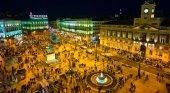 Noche en Madrid