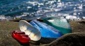 La playa de cristal, de desastre a belleza turística