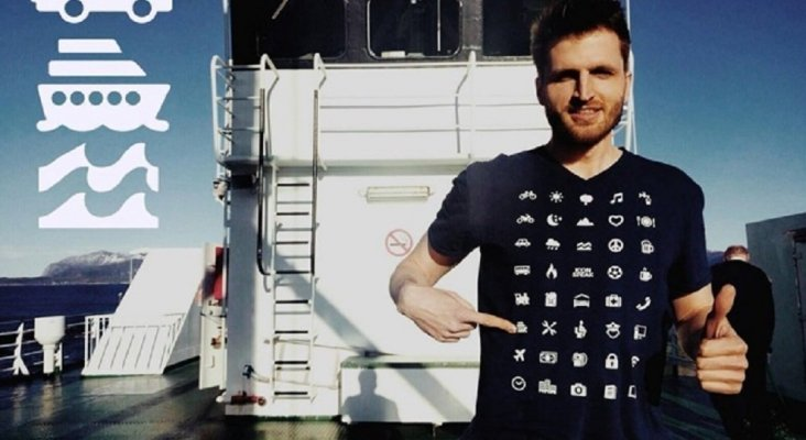 Aprender idiomas ya no será necesario con esta camiseta