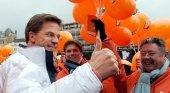 Mark Rutte gana las elecciones en Holanda