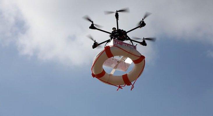 Drones socorristas