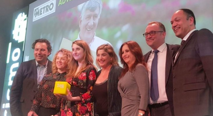 Advertising campaign of the year EntregaPremio