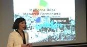 Pilar Carbonell, directora general de Turismo de las Islas Baleares