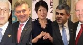 7 Candidatos a Secretario General de la OMT