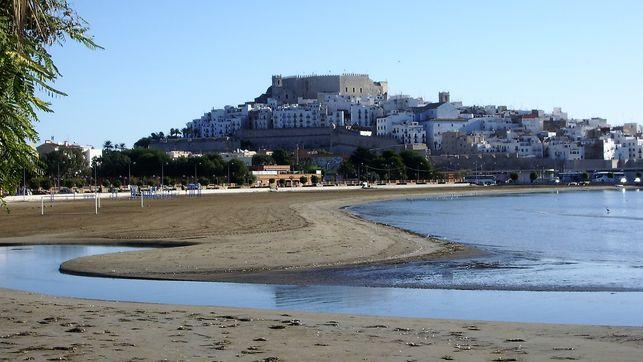 Peñíscola ha acometido cambios en sus playas para atraer el turismo familiar