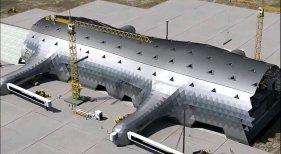 Nuevo aeropuerto de Ciudad de México