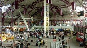 Actual aeropuerto de Varsovia