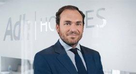Jaime Hevia director comercial Adh Hoteles