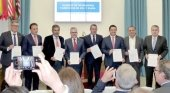Los alcaldes de los ocho grandes municipios turísticos