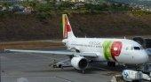 Avión de la compañía Tap Portugal