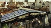 Una de las numerosas terrazas de Madrid