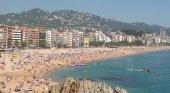 El número de hoteles se reduce en Lloret de Mar