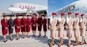 Las aerolíneas se aprovechan de la crisis de United