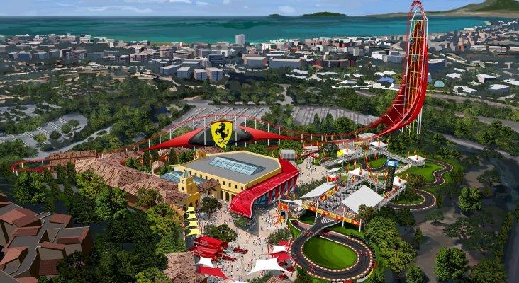 Parque Ferrari Land