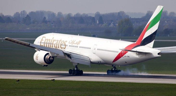 Emirates reduce rutas a Estados Unidos