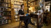 Charlotte Delattre, dueña de la librería Desperate Literature