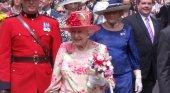Visita real de Elizabeth II a Toronto en 2015