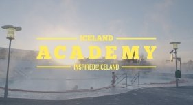 ¡Alístate a la academia Islandesa!