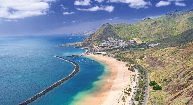Playa de las Teresitas (Tenerife, España)