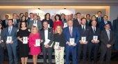 Los premiados con Estrellas del Turismo