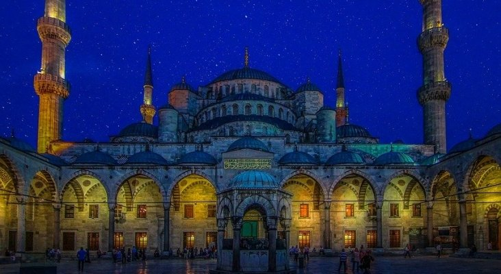Mezquita Azul de Turquía
