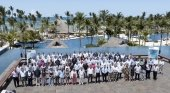 Foto de Grupo durante la Convención de Directores