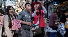 El turismo, la nueva arma de negociación china
