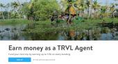 Página web de TRVL