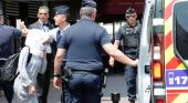 Mujer detenida en Cannes