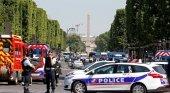 Atentado frustrado en París